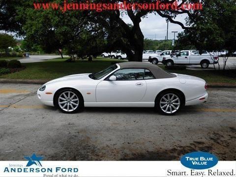 2005 jaguar xk8 2 door convertible for sale in boerne texas classified. Black Bedroom Furniture Sets. Home Design Ideas