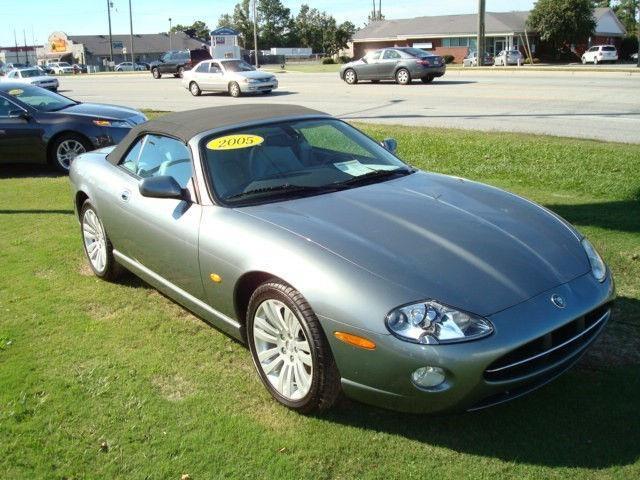 2005 jaguar xk8 2005 jaguar xk8 car for sale in greenville nc 4365520236 used cars on. Black Bedroom Furniture Sets. Home Design Ideas