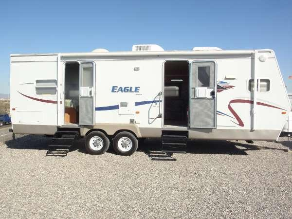 Popular 2005 Jayco EAGLE 282FKS  2005 Travel Trailer In Quartzsite AZ  4330349236