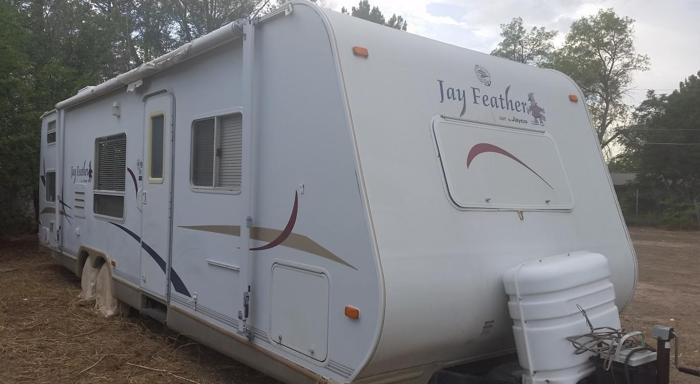 2005 jayco jayfeather 29y for sale in el paso texas classified. Black Bedroom Furniture Sets. Home Design Ideas