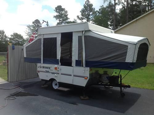 2005 Jayco Pop Up M806 For Sale In Aiken South Carolina