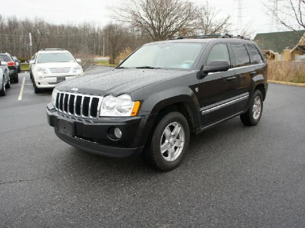 2005 jeep grand cherokee 4dr limited 4wd for sale in cedar knolls new. Cars Review. Best American Auto & Cars Review