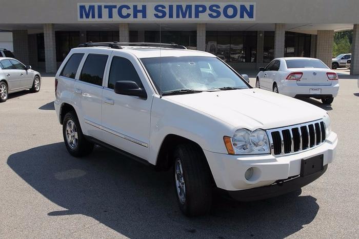 2005 Jeep grand cherokee quadra drive