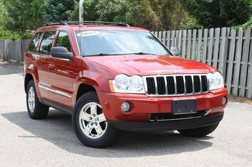 2005 jeep grand cherokee for sale in lowell michigan classified. Black Bedroom Furniture Sets. Home Design Ideas