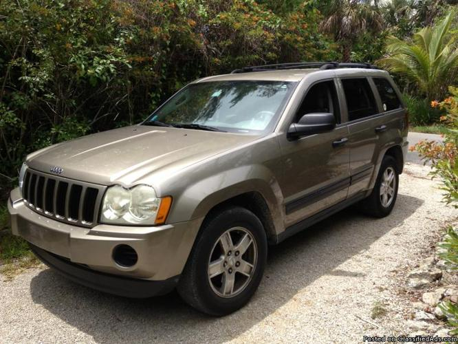 2005 jeep grand cherokee laredo for sale in sanibel florida. Cars Review. Best American Auto & Cars Review