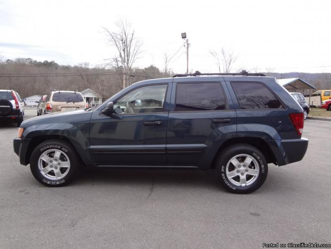 2005 jeep grand cherokee laredo edition for sale in emory. Black Bedroom Furniture Sets. Home Design Ideas