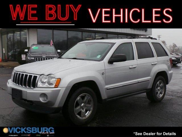 2005 jeep grand cherokee limited 4dr limited 4wd suv for sale in vicksburg michigan classified. Black Bedroom Furniture Sets. Home Design Ideas