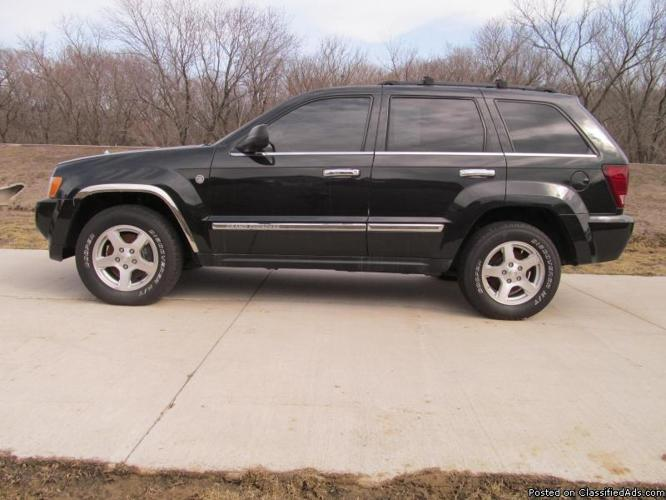 2005 jeep grand cherokee limited 4wd stock nt0745 vin 1j4hr58n55c538571 for sale in co bluffs. Black Bedroom Furniture Sets. Home Design Ideas