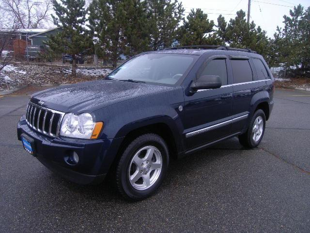 2005 jeep grand cherokee limited for sale in billings montana. Cars Review. Best American Auto & Cars Review