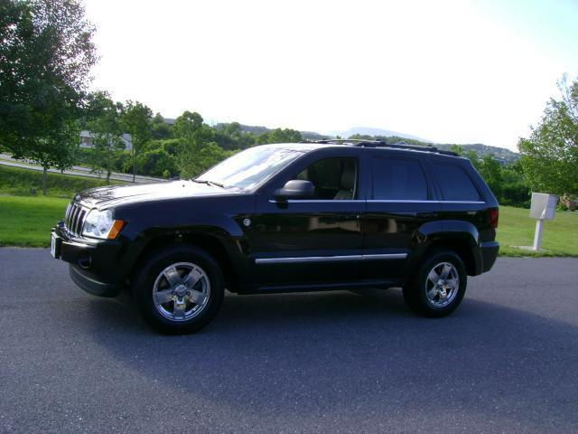 2005 jeep grand cherokee limited for sale in lexington virginia. Cars Review. Best American Auto & Cars Review