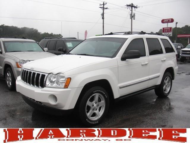 2005 jeep grand cherokee limited for sale in conway south carolina. Cars Review. Best American Auto & Cars Review