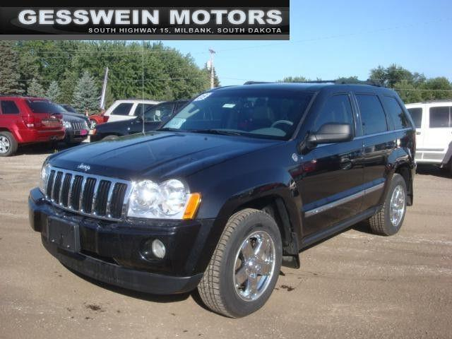 2005 jeep grand cherokee limited for sale in milbank south dakota classified. Black Bedroom Furniture Sets. Home Design Ideas