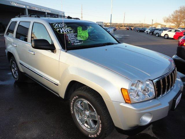 2005 jeep grand cherokee limited for sale in sioux city iowa. Cars Review. Best American Auto & Cars Review