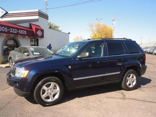 2005 jeep grand cherokee limited for sale in sioux falls south dakota. Cars Review. Best American Auto & Cars Review