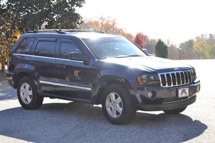 2005 Jeep Grand Cherokee Limited Premium Sport Utility