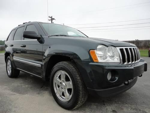2005 jeep grand cherokee suv 4wd limited for sale in guthrie north. Cars Review. Best American Auto & Cars Review