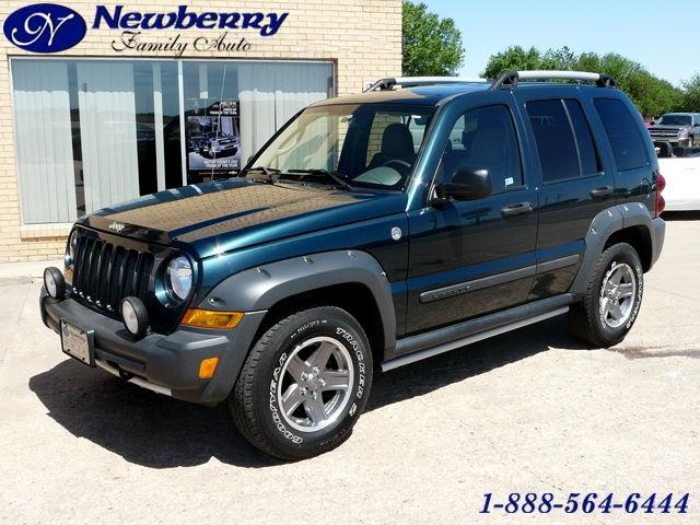 2005 jeep liberty renegade for sale in harper kansas classified. Black Bedroom Furniture Sets. Home Design Ideas