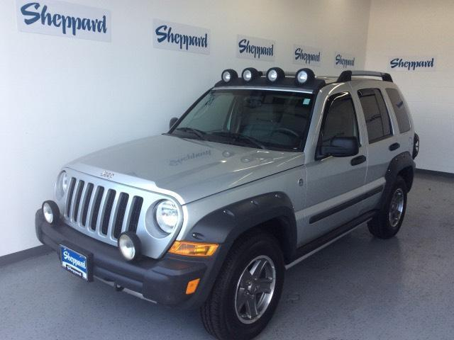 2005 jeep liberty renegade renegade 4wd 4dr suv for sale in eugene oregon classified. Black Bedroom Furniture Sets. Home Design Ideas