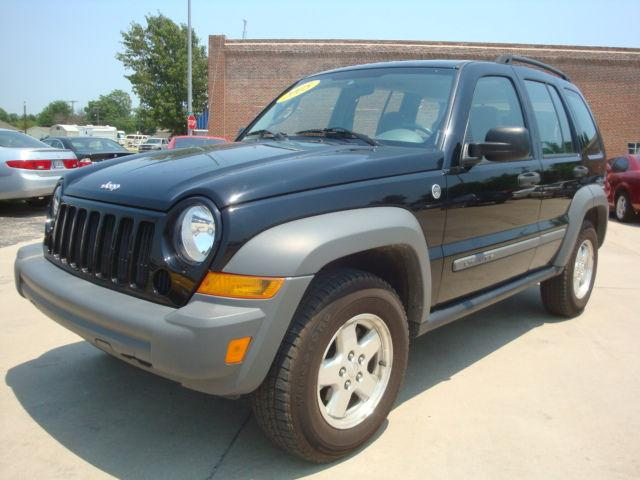 2005 jeep liberty sport for sale in skiatook oklahoma. Black Bedroom Furniture Sets. Home Design Ideas