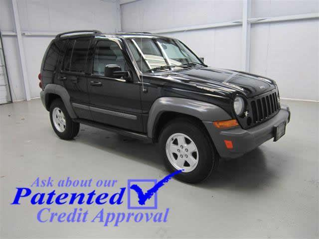 2005 Jeep Liberty Sport 2005 Jeep Liberty Sport Car For