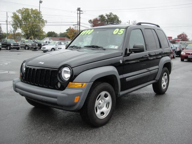 2005 jeep liberty sport for sale in duncansville. Black Bedroom Furniture Sets. Home Design Ideas