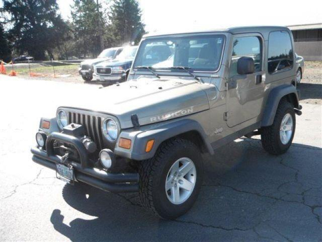 2005 jeep wrangler rubicon for sale in mcminnville oregon classified. Black Bedroom Furniture Sets. Home Design Ideas