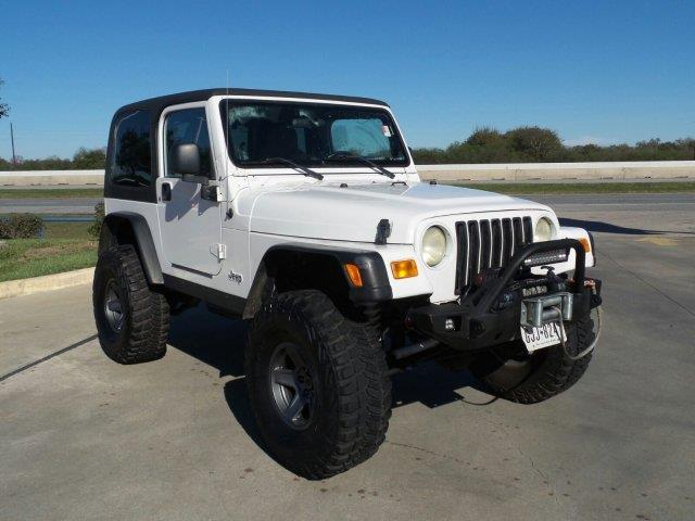 2005 jeep wrangler rubicon rubicon 4wd 2dr suv for sale in rosenberg texas classified. Black Bedroom Furniture Sets. Home Design Ideas