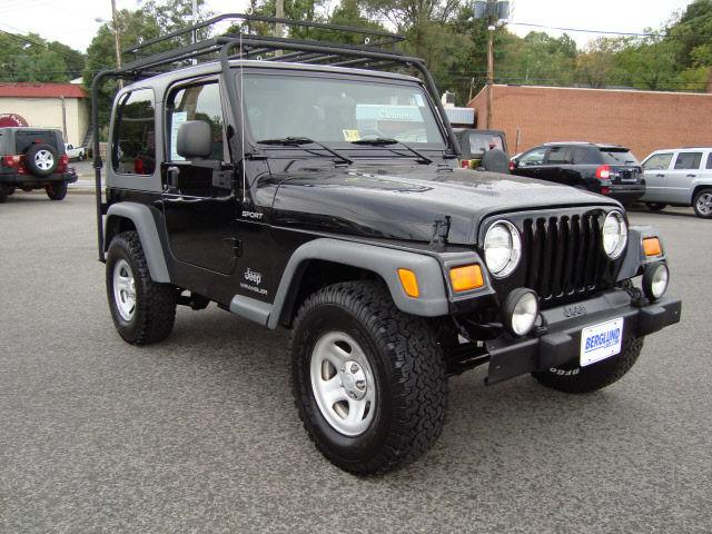 2005 jeep wrangler sport 2005 jeep wrangler sport car for sale in roanoke va 4364951627. Black Bedroom Furniture Sets. Home Design Ideas