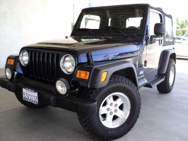 2005 jeep wrangler sport for sale in chico california classified. Cars Review. Best American Auto & Cars Review