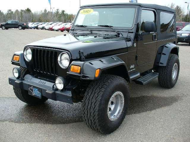 2005 jeep wrangler unlimited for sale in marquette michigan. Cars Review. Best American Auto & Cars Review