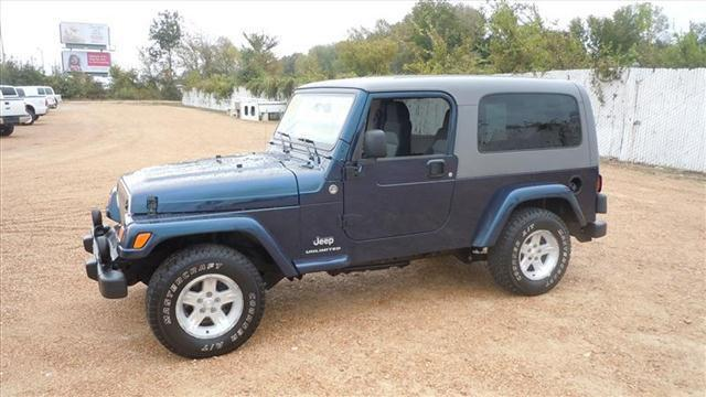 2005 jeep wrangler unlimited for sale in batesville mississippi. Cars Review. Best American Auto & Cars Review