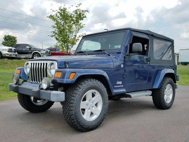2005 jeep wrangler unlimited unlimited 4wd 2dr suv for sale in limerick pennsylvania classified. Black Bedroom Furniture Sets. Home Design Ideas
