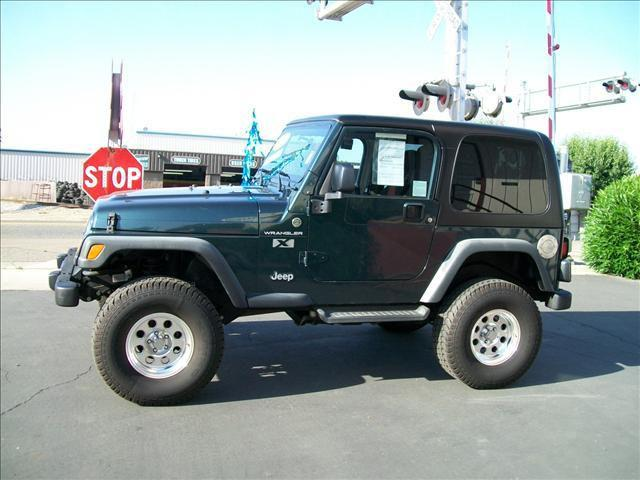 2005 jeep wrangler x for sale in visalia california classified. Black Bedroom Furniture Sets. Home Design Ideas