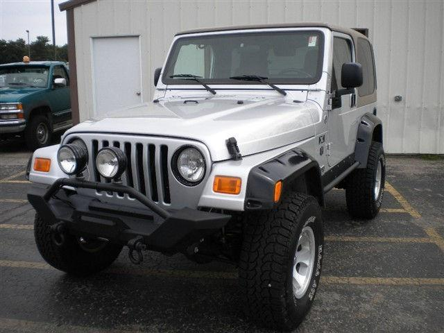 2005 jeep wrangler x for sale in marinette wisconsin classified. Black Bedroom Furniture Sets. Home Design Ideas