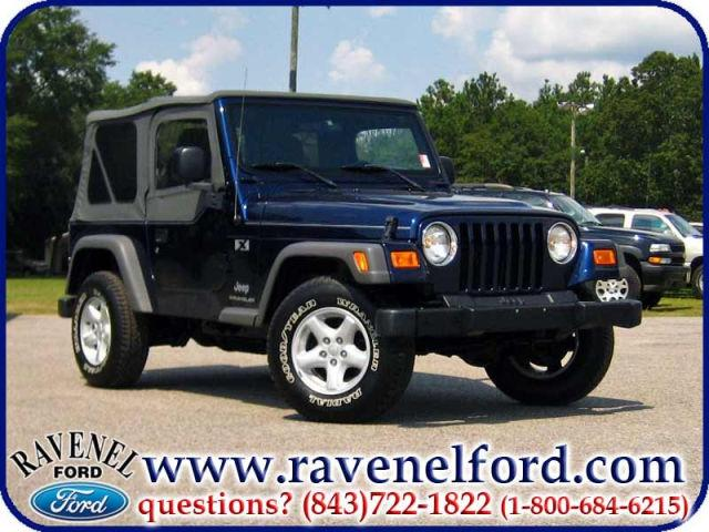 2005 jeep wrangler x for sale in ravenel south carolina classified. Black Bedroom Furniture Sets. Home Design Ideas