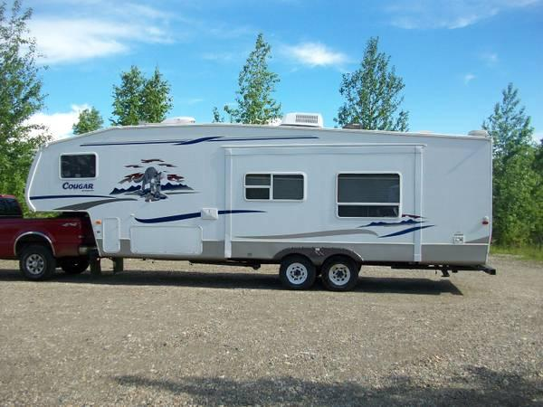 Cougar Travel Trailers For Sale