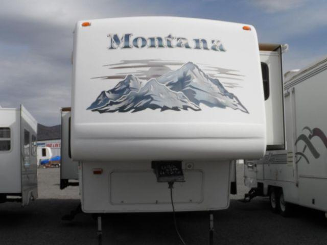 2005 Keystone Montana Fifth Wheel Trailer Mound House