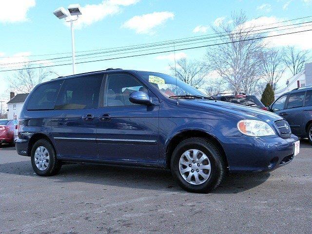 2005 Kia Sedona 4dr Ex Passenger Van For Sale In