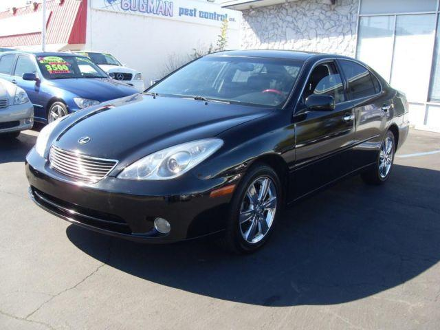 2005 lexus es330 4dr black luxury smooth ride all power runs great for sale in gold river. Black Bedroom Furniture Sets. Home Design Ideas