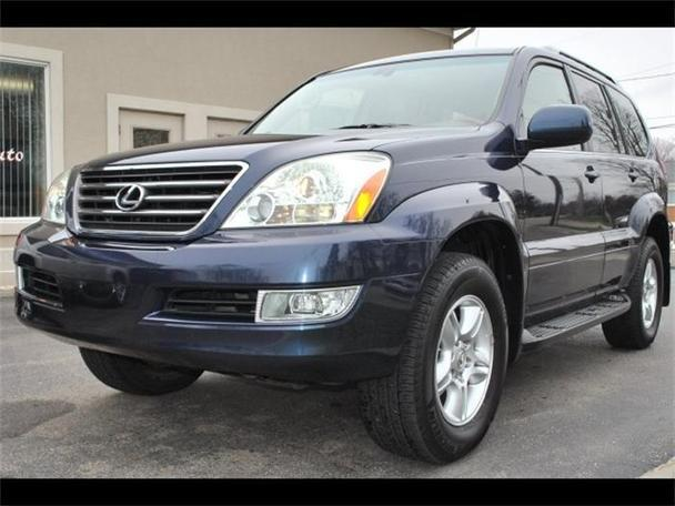 2005 lexus gx470 for sale in flushing michigan classified. Black Bedroom Furniture Sets. Home Design Ideas