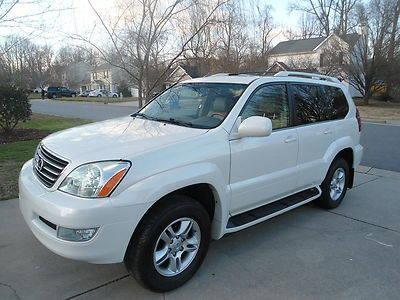 2005 lexus gx470 base sport utility 4 door 4 7l for sale in guthrie north carolina classified. Black Bedroom Furniture Sets. Home Design Ideas
