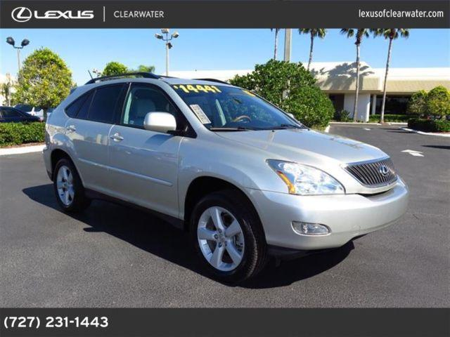 2005 lexus rx 330 for sale in clearwater florida classified. Black Bedroom Furniture Sets. Home Design Ideas