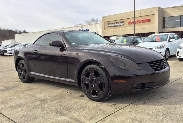 2005 lexus sc 430 base 2dr convertible for sale in broad bottom kentucky classified. Black Bedroom Furniture Sets. Home Design Ideas