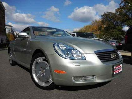 2005 lexus sc 430 convertible for sale in fairfax virginia classified. Black Bedroom Furniture Sets. Home Design Ideas