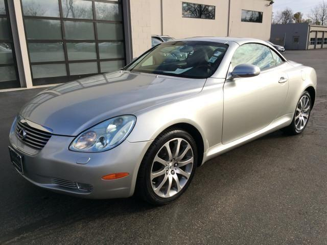 2005 lexus sc 430 convertible hardtop convertible for sale in milwaukee wisconsin classified. Black Bedroom Furniture Sets. Home Design Ideas