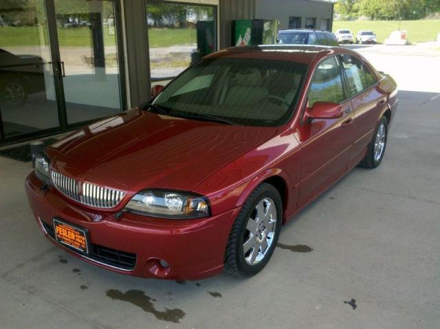2005 Lincoln Ls V8 >> 2005 Lincoln Ls V8 For Sale In Fairfield Iowa Classified