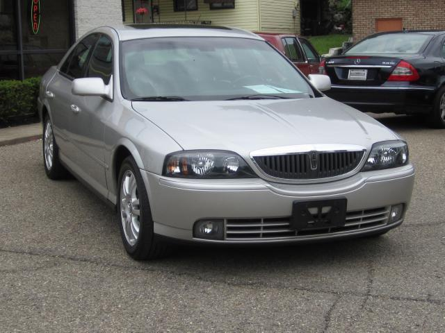 2005 lincoln ls v8 for sale in bridgeport ohio classified. Black Bedroom Furniture Sets. Home Design Ideas