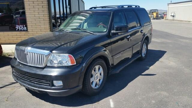 2005 lincoln navigator 4dr 4wd luxury for sale in logan. Black Bedroom Furniture Sets. Home Design Ideas