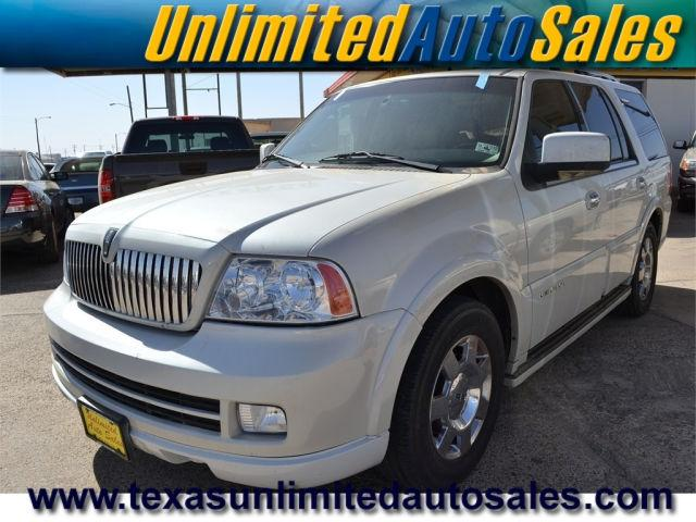 2005 lincoln navigator for sale in midland texas classified. Black Bedroom Furniture Sets. Home Design Ideas