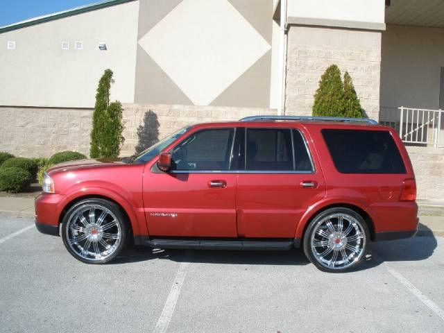 2005 lincoln navigator for sale in springdale arkansas. Black Bedroom Furniture Sets. Home Design Ideas